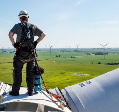Invenergy and GE to partner on America