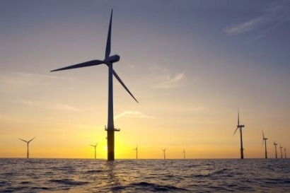 Offshore wind can easily power itself