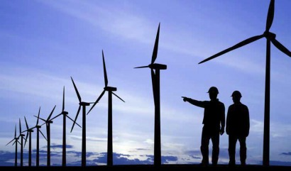 Wind industry rapidly growing local economies