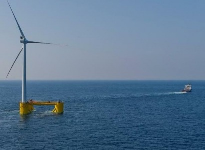 First Portuguese offshore wind turbine commissioned