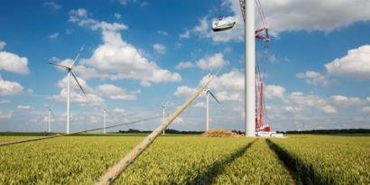 RWE Innogy commissions wind farm in western Germany