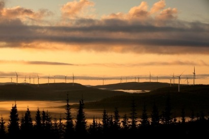 Senvion completes first phase of 350 MW wind farm in Canada