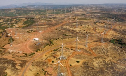 Suzlon completes wind power project for India