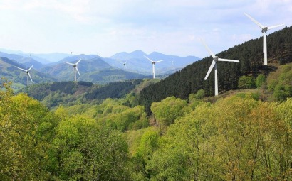 EDPR closes a power purchase agreement for a new 250 MW wind farm in the US