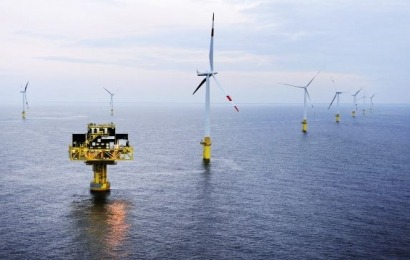 ABB wins $100 million subsea cable order for Denmark's largest offshore wind farm