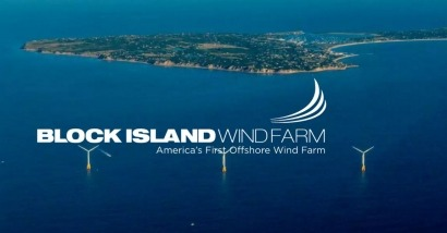 The first offshore wind farm in the United States now open for business