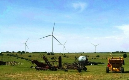 Duke Energy Renewables hosts dedication ceremony for 200-megawatt Oklahoma wind project