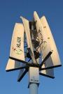 Kliux, the turbine flying silently