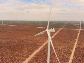 Chubut: Comienza a despachar energía el parque eólico Madryn I, de 70 MW