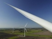 UK sees electricity output from wind energy rise by nearly 50%