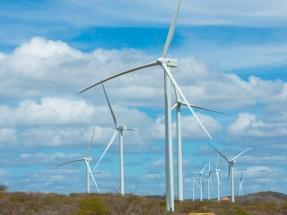 Brasil: En operación comercial el primer parque eólico del complejo Chafariz