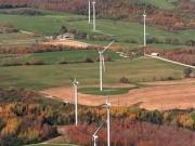 EDPR vende un 49% de su parque eólico South Branch a Northleaf