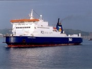 P&O Ferries to showcase renewable energy services