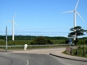 Landfill site to boast wind turbines