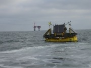 Offshore wind gains new tool as floating measuring platform completes trials