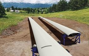 Las palas de los nuevos aerogeneradores y los límites de la física