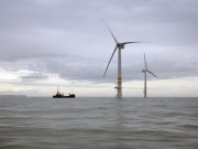 First electricity generated by Teeside offshore wind farm