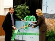 Siemens opens US wind service distribution center in Woodward, Oklahoma