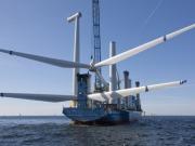 Siemens wind 50-MW offshore wind order