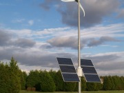 "Strategic alliance to produce ""ground-breaking"" wind-solar hybrid systems"