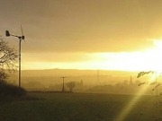 Majority find the look of wind farms on the landscape acceptable