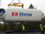Stena to deploy 40 GE wind turbines in southern Sweden