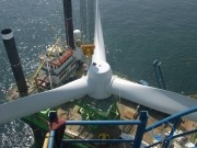 40 GW of new wind capacity in 2011, predicted CAGR of 7% to 2016