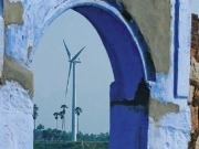 The sky is the limit for wind power, says climate scientist