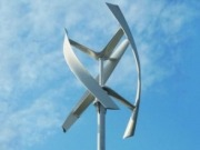 New revolutionary wind turbine intended to inspire students