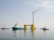 Wind industry heads for deeper waters