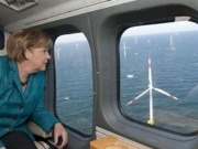First commercial offshore wind farm goes live