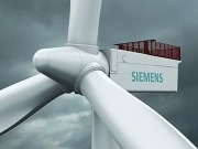 Siemens receives order to outfit wind farm off German North Sea Coast