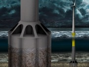 First Olsen pioneers innovative 'Bucket Foundation' for offshore wind