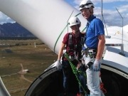 NREL Study: Active power control of wind turbines can improve power grid reliability