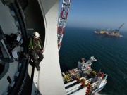 Senvion installs its 111th multi-megawatt turbine offshore