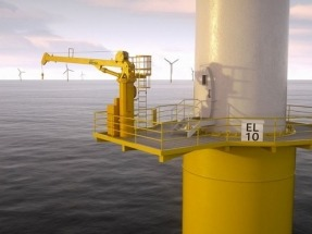 Sparrows Group to supply 103 cranes for installation at East Anglia ONE offshore wind farm