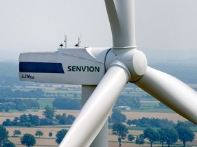 Senvion inks multiple turbine deals in Belgium