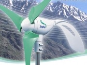 Zephyr Corporation and Evance Wind Turbines announce collaboration