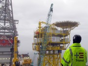 Alstom hands over offshore substation for wind farm to Trianel