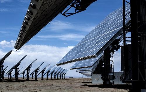 New Solar Array to Power Dana