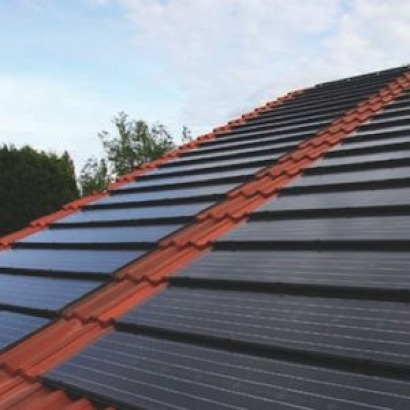 Pv Monier Pv Tile First To Be Awarded Bipv Certificate