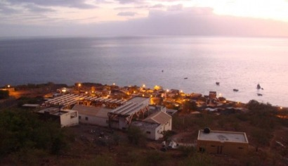 African island goes green with solar micro-grid
