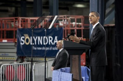 Solyndra files for bankruptcy despite $535 million US DOE guarantee