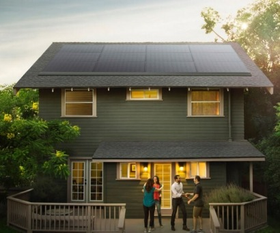 Not your mother's solar panels