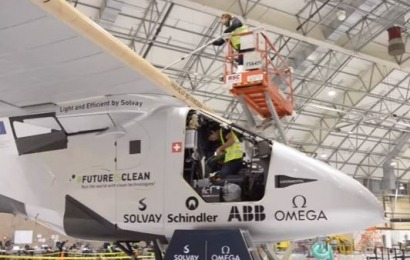 Solar Impulse 2 Lands in Home State of the Wright Brothers