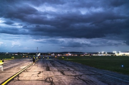 Weather KOs next leg of Solar Impulse Flight