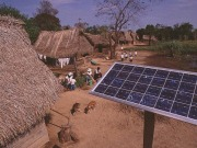 Call for $500 million to fund off-grid solutions ahead of Rio+20