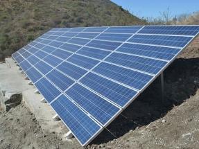 Córdoba: Un pueblo de la sierra desarrolla en balance neto un sistema fotovoltaico de 13 kW