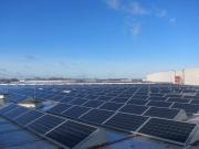 solarSTEP group, Frontier Renewables complete 1-MW rootop array