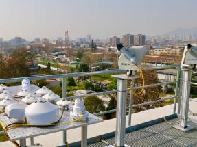 Universidad de Santiago: Países sudamericanos calibran instrumentos para medir la radiación solar